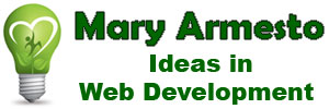 Mary Armesto Ideas in Web Development